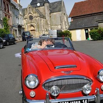 Un beau mariage en Normandie