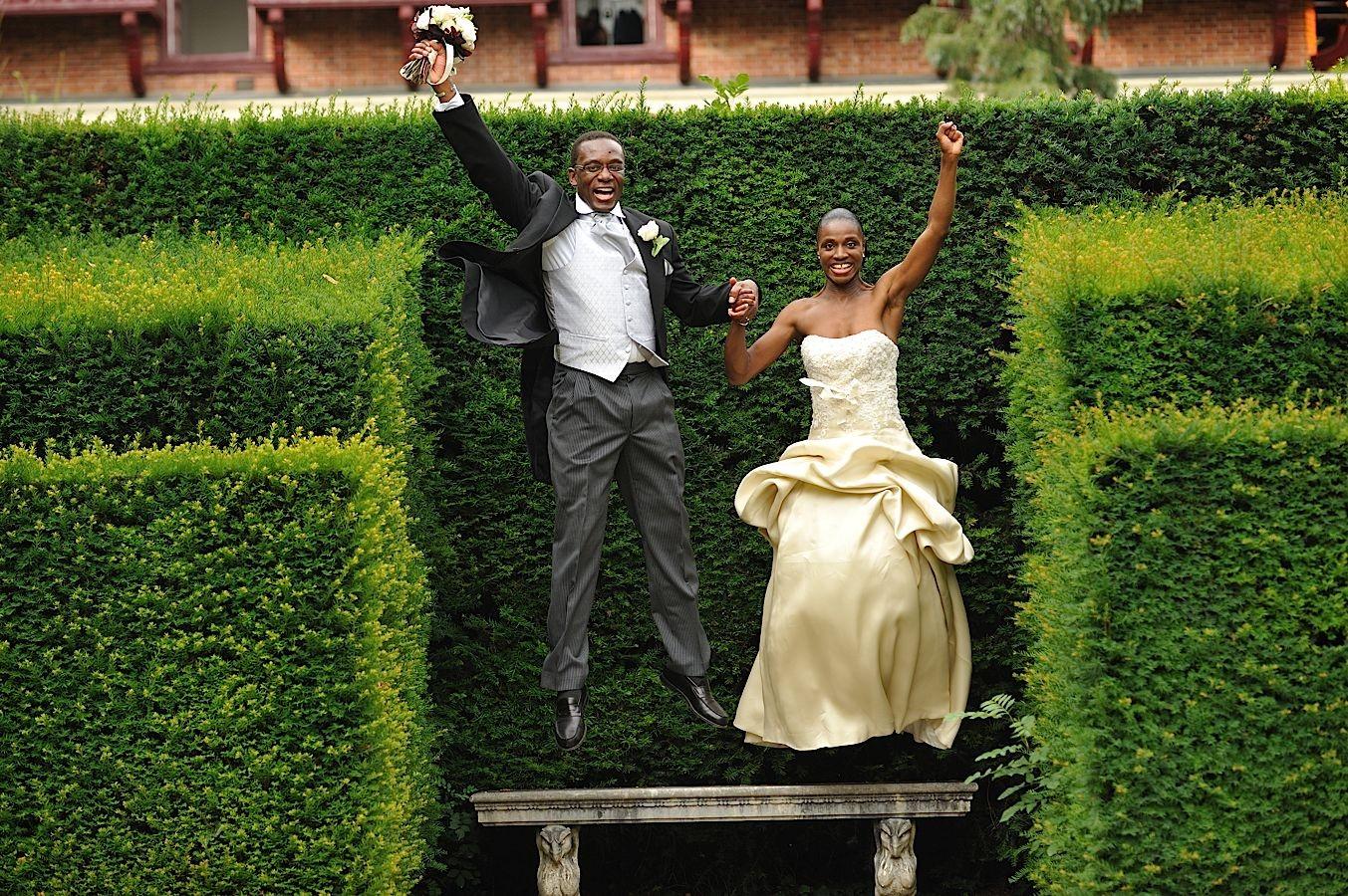 Photographe de mariage paris armanimage for Bagatelle jardin paris