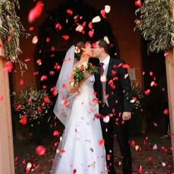 Photos de mariage en couleur