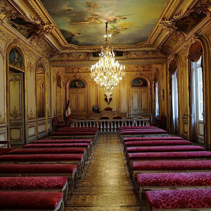 Salle du mariage, Paris 8 ème arrondissements
