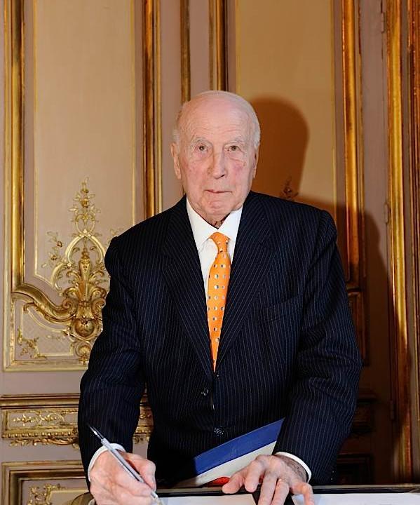 Signature de Monsieur le Maire