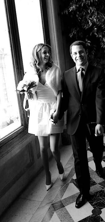 Après le mariage civil