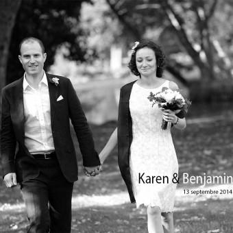 Karen & Benjamin