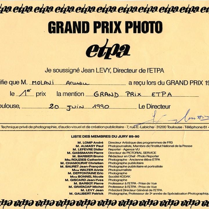 Arman Molavi, un photographe parisien expert