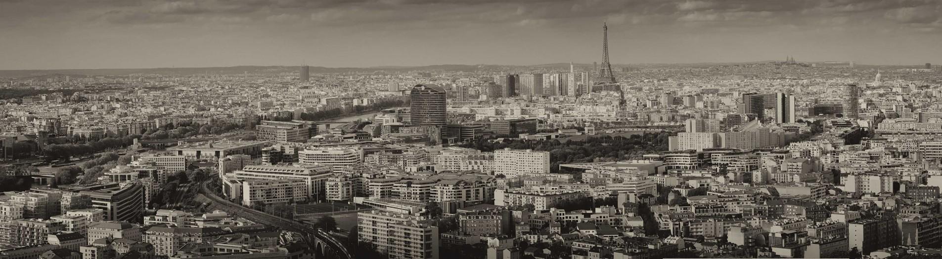 Des vues panoramiques de Paris